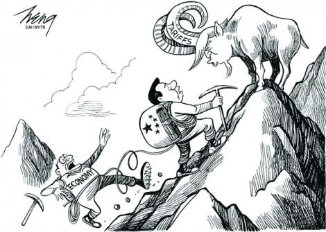 Hồng Kông: Gọng kìm và tử huyệt
