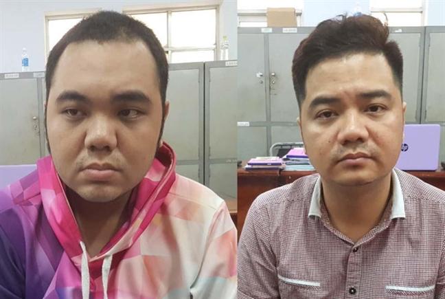 2 anh em dan canh cuop 200 trieu dong trong chung cu cao cap o Sai Gon
