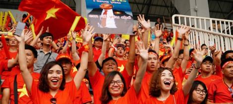 Khách mua tour đi Thái được miễn phí vé xem trận đấu Việt Nam với Thái Lan