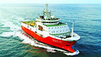 Tàu Hải Dương 8 Trung Quốc quay trở lại vùng đặc quyền kinh tế của Việt Nam