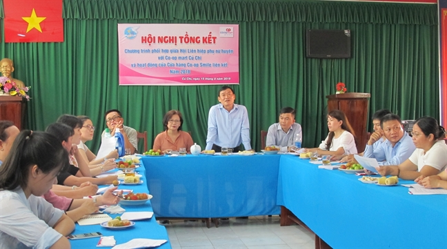 Dua hang Viet nam chat luong, binh on gia ve huyen ngoai thanh Cu Chi