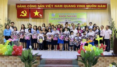Học bổng Nguyễn Thị Minh Khai: 30 năm nâng bước chân em đến trường