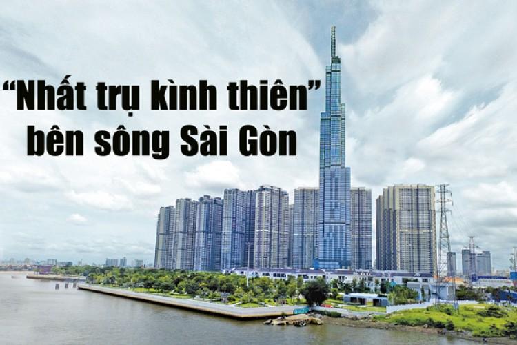 'Nhất trụ kình thiên' bên sông Sài Gòn