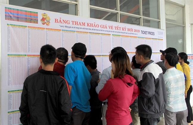 Ga Sai Gon tang 37 chuyen tau phuc vu hanh khach dip le 2/9