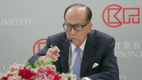 Tỷ phú giàu nhất Hồng Kông lên tiếng kêu gọi giải pháp hoà bình