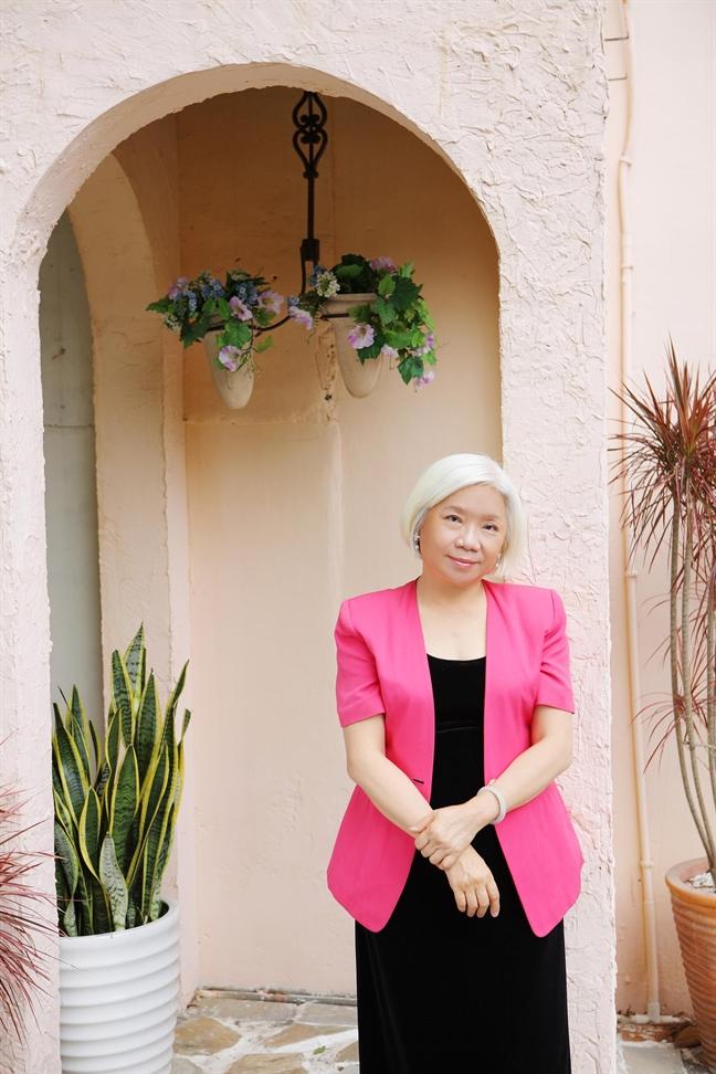 Doan Linh: Khuc tho ly huong  mang khat vong  hoa binh