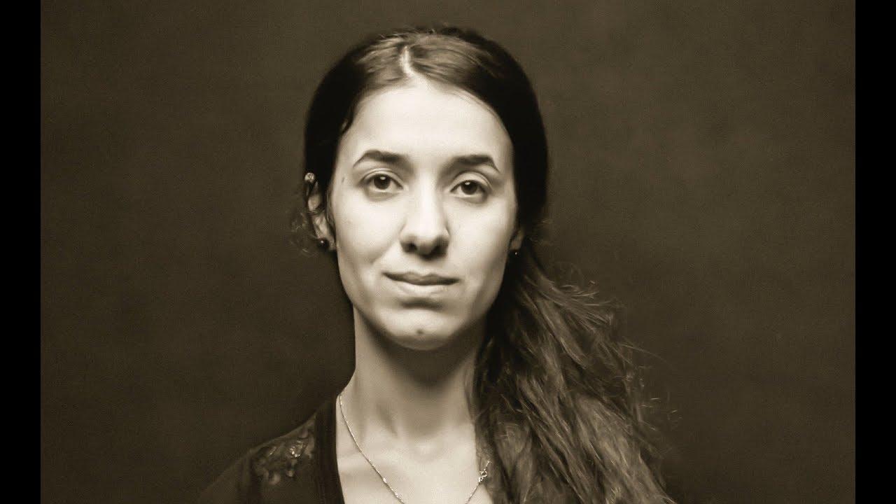 Hành trình của Nadia Murad là hành trình tự cứu lấy mình và cứu lấy những số phận phụ nữ khác.