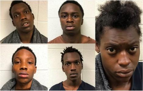 Rủ nhau đi cướp, 6 thanh thiếu niên bị chủ nhà xả súng