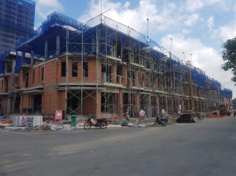 Vụ 110 căn biệt thự xây trái phép: Sở Xây dựng nói chỉ thiếu sót, không thiếu trách nhiệm
