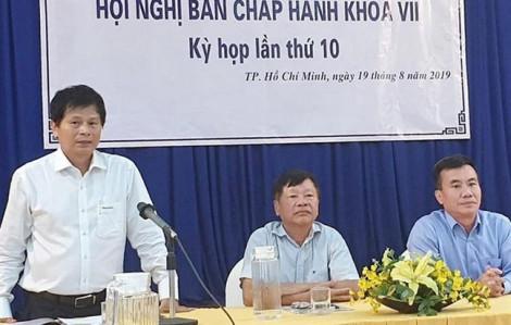 Ông Trần Trọng Dũng trở thành Chủ tịch Hội Nhà báo TP.HCM