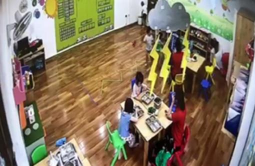 Cơ sở mầm non xin lỗi vì cô giáo nhốt trẻ vào tủ quần áo