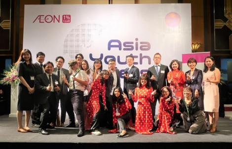 AEON Việt Nam ươm mầm thế hệ trẻ cùng 'Nhà lãnh đạo trẻ châu Á 2019'
