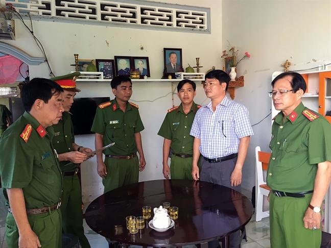 Nguyen Chu tich va Pho chu tich UBND thanh pho Tra Vinh bi bat giam