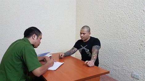 Trùm đòi nợ thuê Quang 'Rambo' bị khởi tố