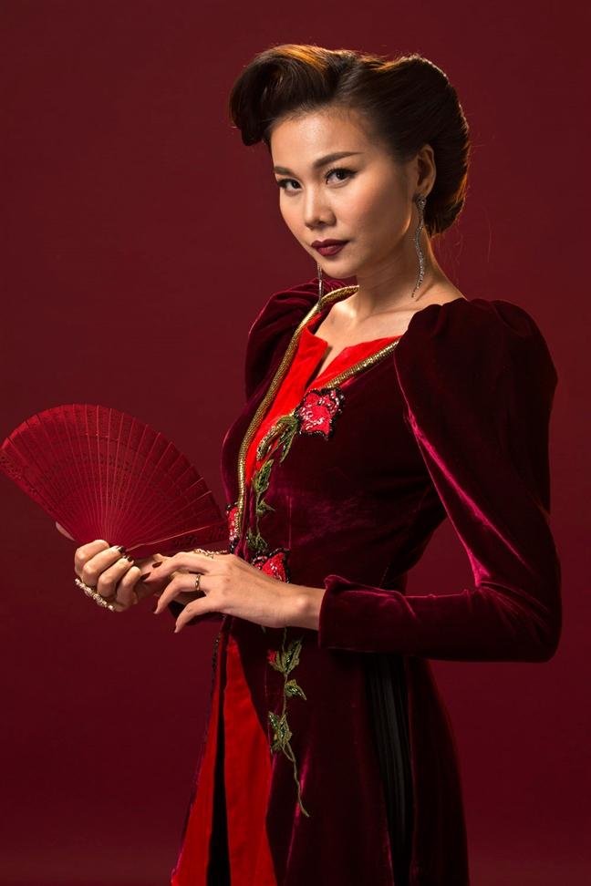 Thanh Hang - nang hau vut sang thanh ngoi sao giai tri