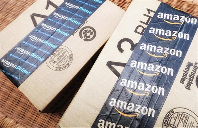 Dau dau nan CD gia tren Amazon, eBay