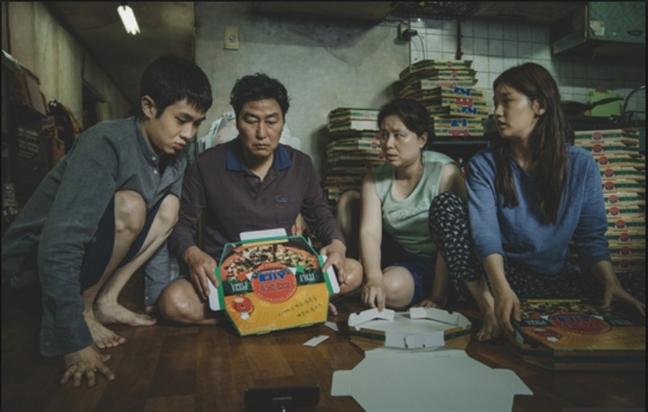 Phim doat giai 'Canh co vang 2019' tiep tuc chinh phuc 'Oscar 2020'