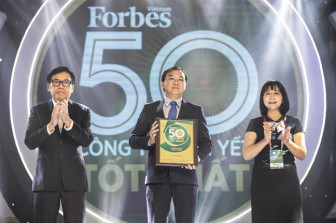 Vinamilk liên tục góp mặt trong top các doanh nghiệp niêm yết xuất sắc của Việt Nam và châu Á