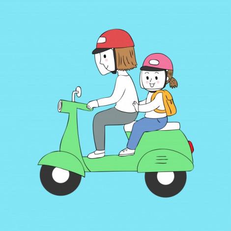 Chở con của bạn đi chơi, không may bé gặp tai nạn, có bị phạt tù?