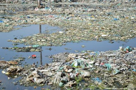 'Thiếu gia' Công Lý bị bắt, Cà Mau lo vấn đề môi trường ở các bãi rác tạm