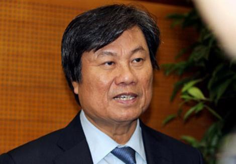 Nguyên Phó chủ nhiệm Văn phòng Chính phủ Phạm Viết Muôn bị kỷ luật