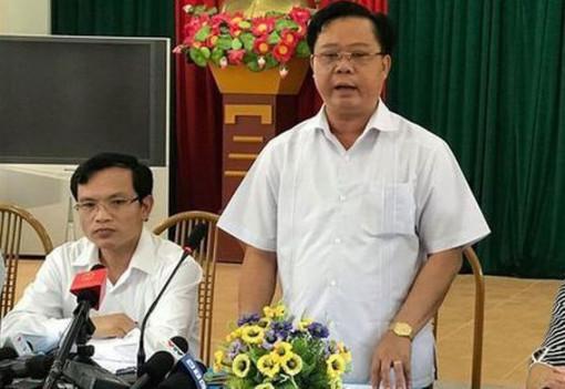 Thủ tướng kỷ luật cảnh cáo Phó chủ tịch tỉnh Sơn La vụ gian lận điểm thi