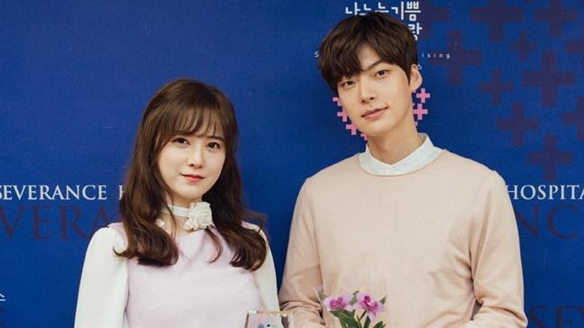 Chuyen ly hon cua Goo Hye Sun va Ahn Jae Hyun: Khau chien mang xa hoi chua hoi ket
