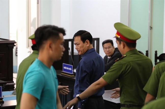 Nguyen Huu Linh bi tuyen an 18 thang tu giam