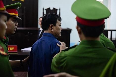 Ông Nguyễn Hữu Linh nộp đơn kháng cáo kêu oan