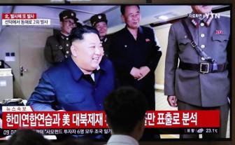 Triều Tiên tiếp tục thử vũ khí, Nhật - Hàn chưa hoàn toàn ngừng chia sẻ thông tin tình báo
