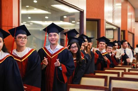 Trường ĐH Kinh tế Tài chính TP.HCM: Nhiều sinh viên học vượt, đạt chuẩn IELTS 5.5