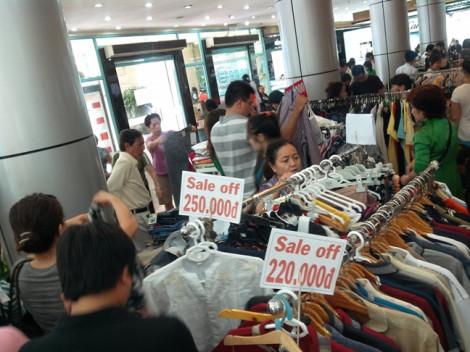 Hội chợ khuyến mãi kéo dài 5 ngày tại TP.HCM dịp lễ 2/9