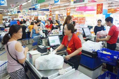 Tuần này, siêu thị Co.opmart sẽ 'tặng không' cho khách hàng nghìn sản phẩm