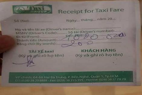 Đi 8km, du khách Ấn Độ bị taxi mang nhãn hiệu Mai Linh 'chém' 1,2 triệu đồng