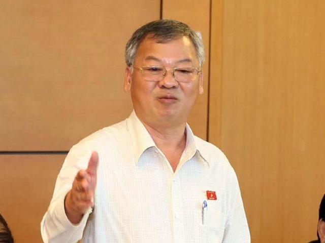 Ong Ho Van Nam, Truong ban Noi chinh Tinh uy Dong Nai xin thoi nhiem vu Dai bieu Quoc hoi