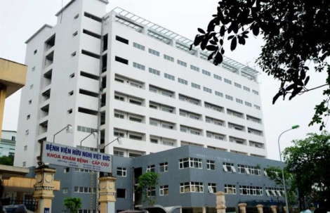 Bệnh nhân tố Bệnh viện Việt Đức mổ sỏi thận, cắt phăng cả quả thận trái