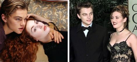 Những điều chưa biết về mối quan hệ giữa Leonardo DiCaprio và Kate Winslet
