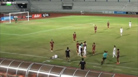 Thắng Thái Lan 1-0 sau 4 hiệp đấu, Việt Nam vô địch Đông Nam Á 2019