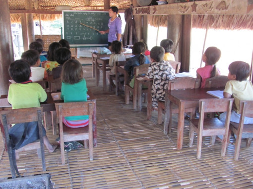 Quảng Nam lo thiếu giáo viên trong năm học mới