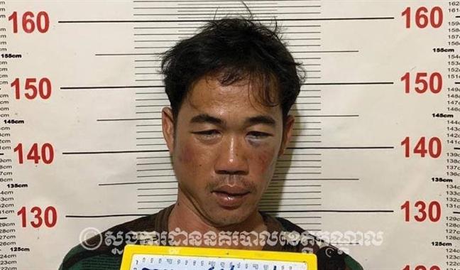 Campuchia: Gian vo tho o, nguoi dan ong goc Viet dot nha