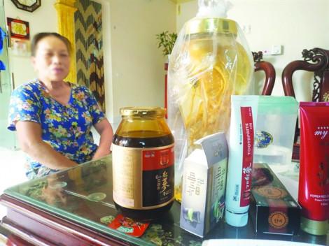 Rộ chiêu trò dụ mua cao hồng sâm giá 'cắt cổ' ở vùng ven Hà Nội