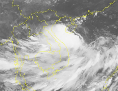 Nghệ An – Quảng Bình sắp hứng bão