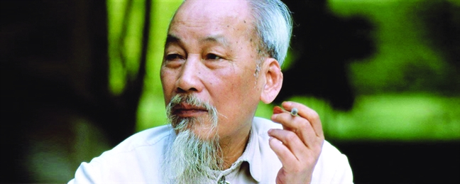 Chu tich Ho Chi Minh: Jamais! Khong bao gio!