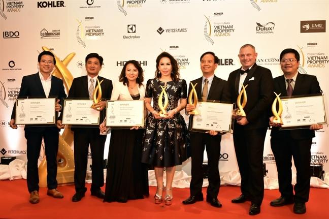 Wyndham Grand KN Paradise Cam Ranh dat 4 giai thuong lon tai 'Vietnam Property Awards 2019'