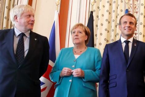 Các 'ông lớn' EU quan ngại về tình hình Biển Đông