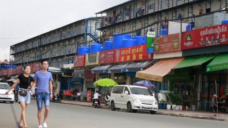 Campuchia cấm người nước ngoài mở doanh nghiệp nhỏ, tự làm chủ