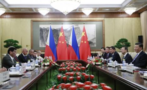 Philippines nêu phán quyết của Tòa trọng tài quốc tế về Biển Đông, nhưng Trung Quốc bác bỏ