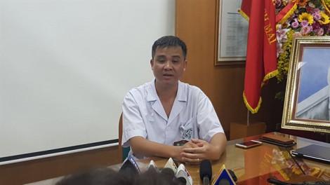 Hàng loạt bệnh nhân tới khám sau vụ cháy Công ty Rạng Đông, Bệnh viện Bạch Mai nói gì?