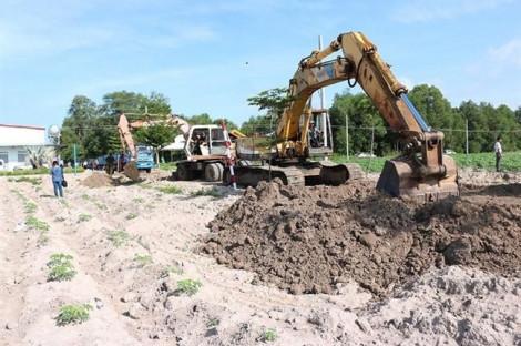 Hàng trăm khu đất quy hoạch trường học, công viên, đường cao tốc bị phân lô, bán nền trái phép ở Bà Rịa – Vũng Tàu