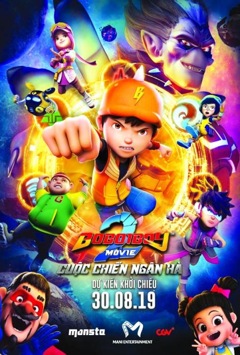 Lễ 2/9, nhiều lựa chọn phim dành cho trẻ